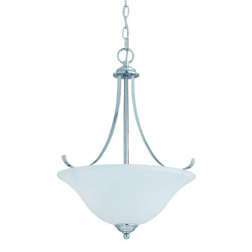Triarch 33252 3 Light Value Large Pendant, - Bronze Triarch Pendant