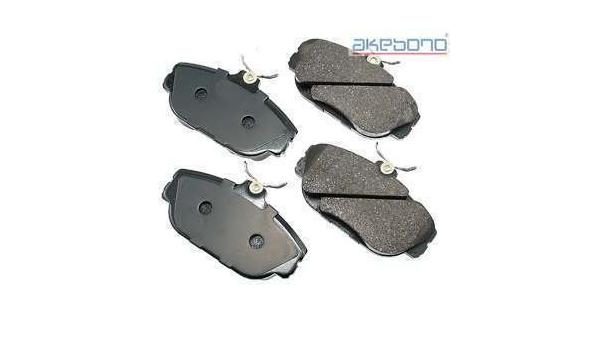 Akebono ACT601 Brake Pad Kit