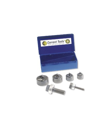 Current Tool 1526 3/4-Inch Knockout Set Part Piece Maker Punch