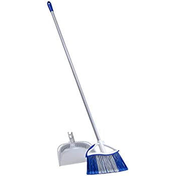 Amazon Com Quickie Dual Action Angle Broom With Dustpan