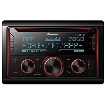Pioneer FH-S820DAB Car Player  Double Din