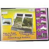 Woodland Scenics SP4165 Project Base and Backdrop, Large