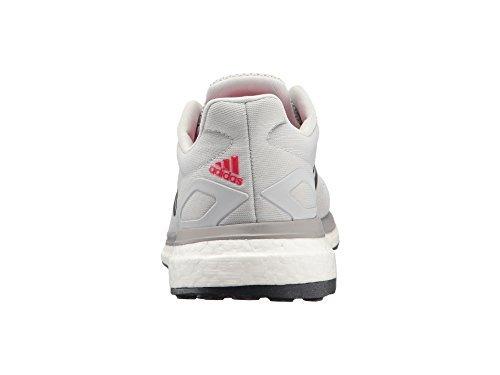 adidas Women's Response LT Clear Grey/Dark Navy/Still Breeze Athletic Shoe
