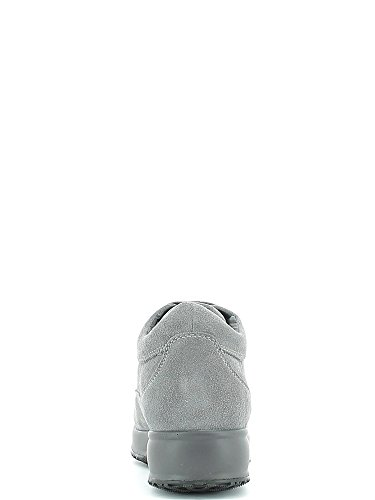 Lacets Ville À Femme Lumberjack Pour De Gris Chaussures 7xOqnITwB