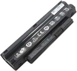 Latptop/Notebook Batería de repuesto de alta calidad para Dell 1JJ15 battery - Black,6 cells