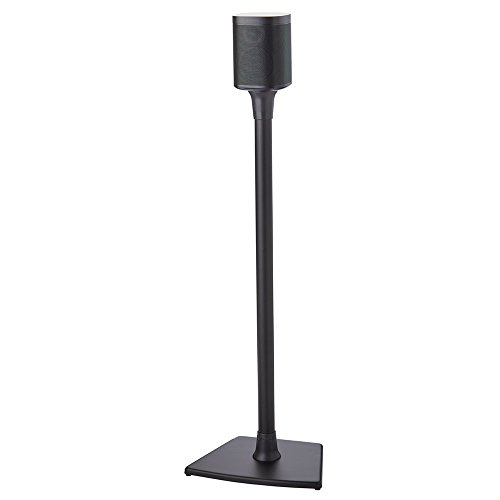 Sanus Wireless Sonos Speaker Stand for Sonos One, PLAY:1, &