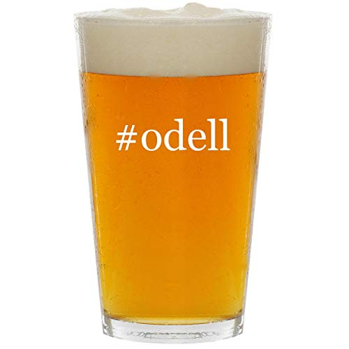 #odell - Glass Hashtag 16oz Beer Pint