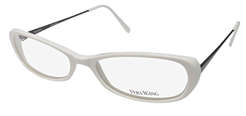 VERA WANG Eyeglasses V48 Snow 52MM