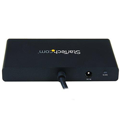 StarTech.com Mini DisplayPort DisplayPort Multi Monitor - - mDP 4x DP MST
