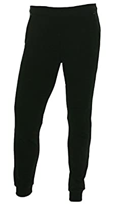 Calvin Klein Men's Performance Tapered Fleece Sweat Pants with Rib WB and H