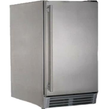 Rcs 26 Lb. Outdoor Ice Maker - Stainless Steel by RSC
