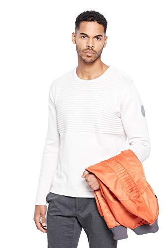 Musterbrand Star Wars Men Sweater Alliance Off-White S