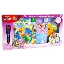 Disney Poingo Interactive Reading System