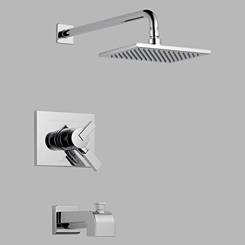 Delta Vero T17453 Monitor 17 Series Wall Mount Tub and Showe