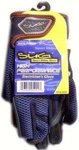 ADULT HIGH PERFORMANCE ELECTRICIANS WORK GLOVE