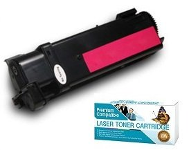 Ink Now Premium Compatible Xerox Magenta Toner 106R01279 for Phaser 6130, 6130N printers 1900 yld