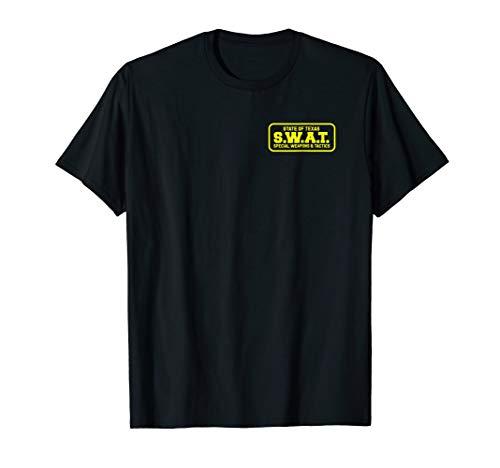 Texas SWAT Team SRT Sheriff Law Enforcement T-Shirt]()