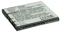 Replacement For Sony Bloggie Mhs-cm5 Mhs-cm5//v Camcorder Battery Battery By Technical Precision