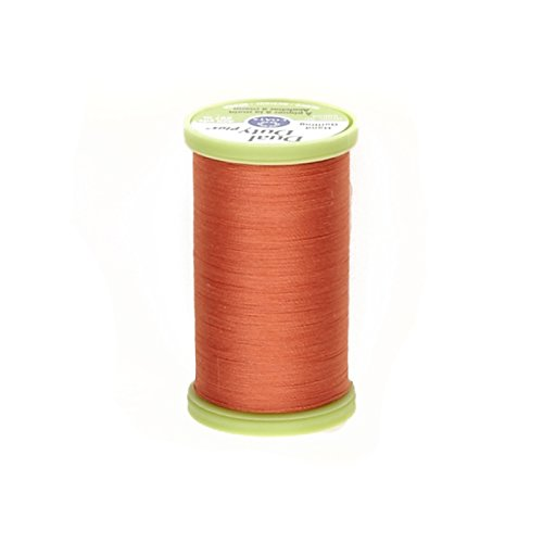 Coats & Clark 0353733 Dual Duty Plus Hand Quilting Thread 325 Yds.Dark Orange, Dark