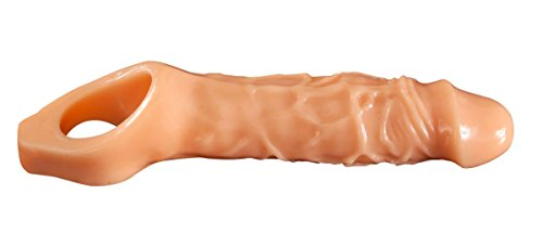 Master Series Mamba Penis Sheath, 6.5 Inch, Flesh by Master Series