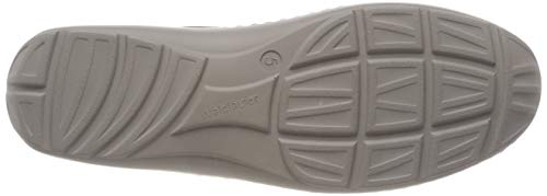 Waldläufer Asphalt Henni Mujer Zapatos Pietra Foil denver Para De 411 Cordones Derby rgrxf