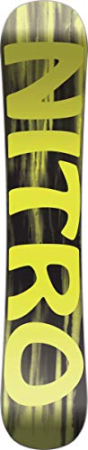 Nitro Goodtimes Snowboard (155cm Wide) – Men's 2019