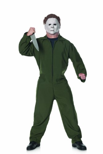 Trick Or Treat Studios Halloween II Deluxe Adult Coveralls]()