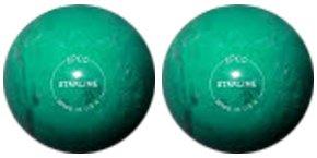【最安値挑戦】 EPCO Duckpin Bowling ball- Starlineパール – 2ティールボール 4 7/8 inch- 3lbs. 8 oz.  B01KSRD6QE, エスエール b1d34aed