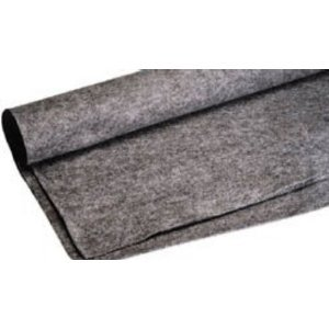 Absolute C20GR 20-Feet Long/4-Feet Wide Grey Carpet for Speaker Sub Box Carpet rv Truck Car Trunk Laner