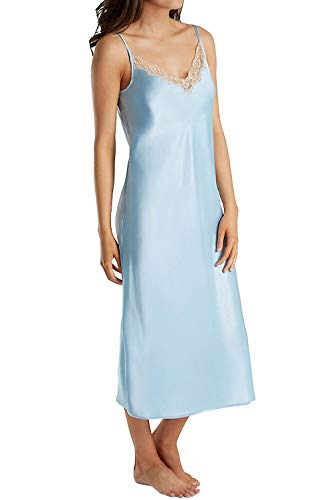 Shadowline Charming Ballet Gown (4502) L/Blue