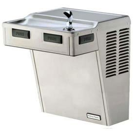 Halsey Non-Refrigerated Barrier-Free Drinking Fountain, HACFS ADA L/R (PV) by Halsey Taylor