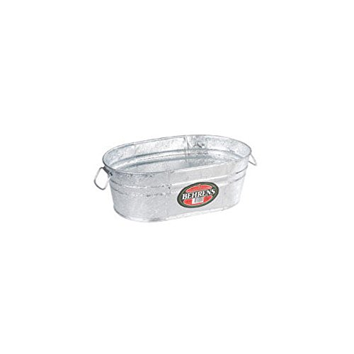 galvanized tub for bathing - 3