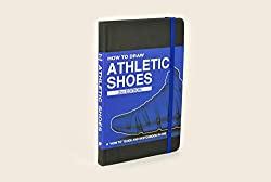 How To Draw ATHLETIC SHOES Sketchbook