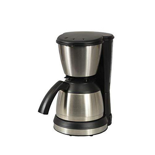 Kitchen Studio cafetera filtro isotérmica 12 tazas 800 W negra ...