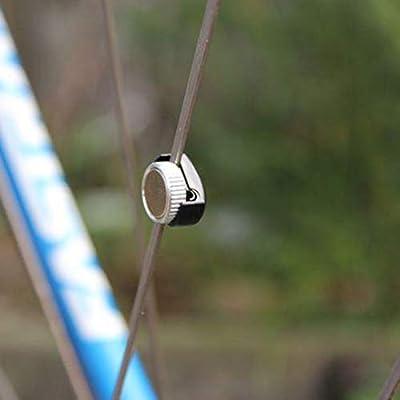 Moliies Velocímetro Universal imán para Bicicleta Bicicleta Sensor ...