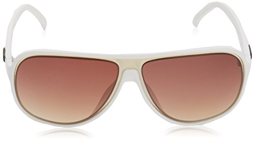 sol talla blanco Alpina blanco gold vintage white Gafas diseño gold Talla de única white A121 CnwqxtB