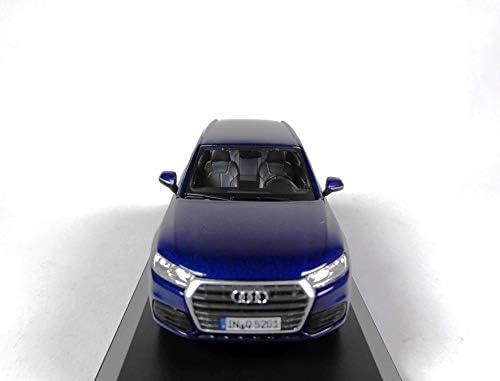 OPO 10 Voiture 1//43 iScale Compatible avec Audi Q5 Bleu 5632