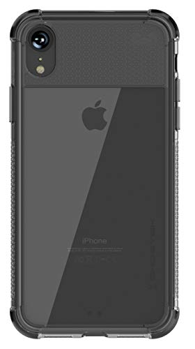 Ghostek Covert Shock Absorbing Military Grade Case Designed for Apple iPhone XR - Black