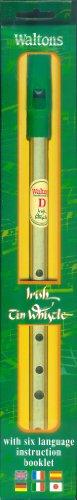 - Walton's Irish Tin Whistle, Key of D (English, Spanish, French, Italian, German and Japanese Edition)