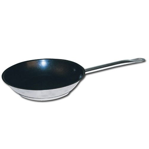 Winware Stainless Steel Non-Stick 8 Inch Fry Pan