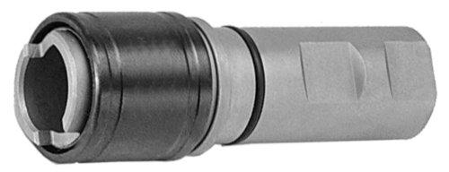 Lyndex W10R5-0875 Weldon Shank Rigid Tap Holder, #2 System, 4.4