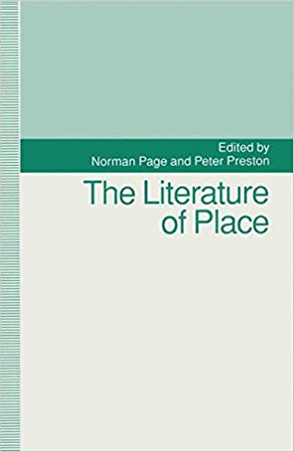 Laden Sie das Buch im Textformat herunter The Literature of Place MOBI 134911507X by Norman Page