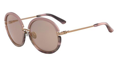 Sunglasses CALVIN KLEIN CK 8056 S 604 BLUSH/BLUSH HORN