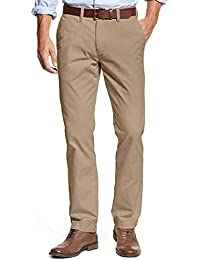 Mens Tailored Fit Chino Pants