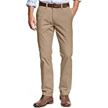 Tommy Hilfiger Mens Tailored Fit Chino Pants