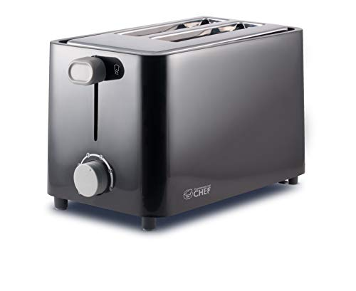 Commercial Chef CCT2201B 2 Slice Toaster, -