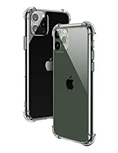UGREEN iPhone 11 Pro Max Case Protector TPU Cover New iPhone Protective Cover with Soft Edges Shockproof and Anti-Drop Slim Thin Case for iPhone 11 Pro Max 6.5 Inch