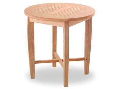 Atlanta Teak Furniture   Teak 24.u0026quot; Round Tea Table ...