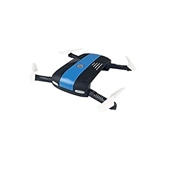 Gbell Selfie HD Camera Drone – 2.4G 6-Axis Altitude Hold WIFI FPV Foldable RC Quadcopter for Beginnners,Best Birthday Christmas New Year Gifts for Kids Adults,Blue,Green