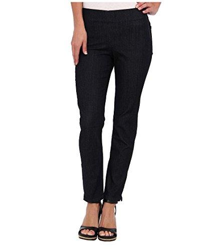 NYDJ Women's Alina Pull On Ankle Jeans, Dark Enzyme, 8